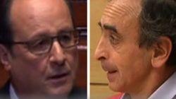 Zemmour et Hollande agacent sérieusement la