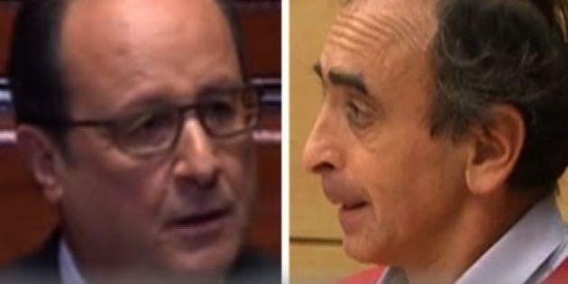 VIDÉO. François Hollande et Eric Zemmour agacent la Belgique après les attentats parisiens du 13