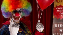 La mode des clowns qui sèment la terreur arrive dans le