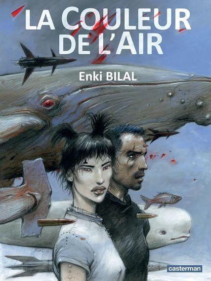 Enkil Bilal propose un new deal