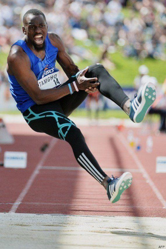 Teddy Tamgho forfait pour Rio à cause d'une fracture du