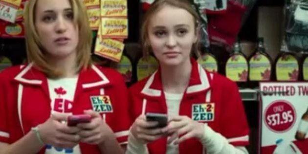VIDÉO. Lily-Rose Depp, la fille de Vanessa Paradis et Johnny Depp, fait ses premiers pas au