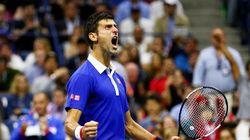 US Open: Novak Djokovic a résisté à tout pour dompter New York et Roger