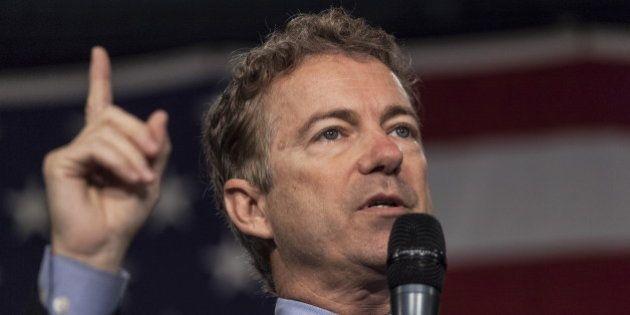 Le sénateur américain Rand Paul veut stopper les touristes français après les attentats de