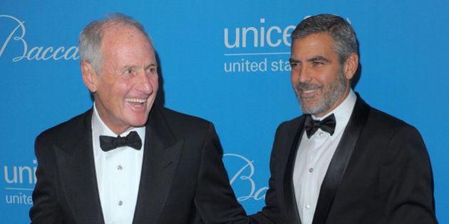 Jerry Weintraub est mort : George Clooney et d'autres célébrités rendent hommage au