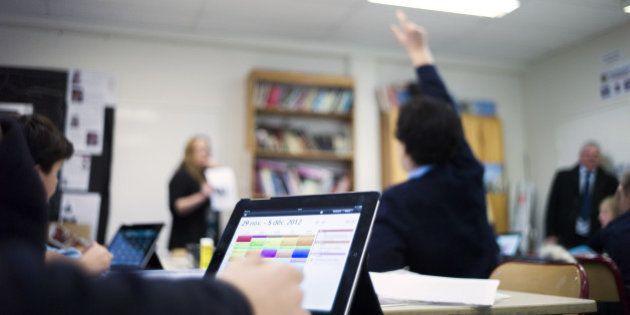 Ecole numérique: l'OCDE met en garde contre une utilisation intensive des nouvelles