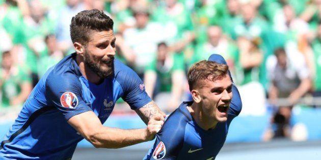 Résultats Euro 2016 : le résumé et les buts de France -