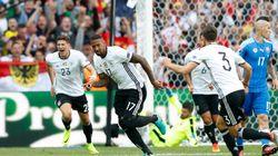 Regardez les buts de la qualification de l'Allemagne face à la