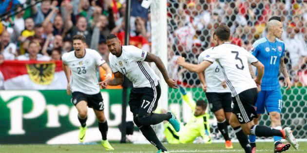 Résultats Euro 2016 : le résumé et les buts d'Allemagne - Slovaquie à l'Euro