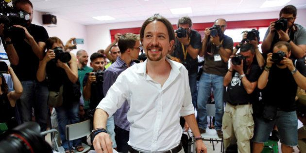 Les conservateurs en tête des législatives en Espagne, Unidos Podemos