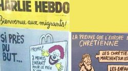 Les dessins de Charlie Hebdo sur la mort du petit Aylan scandalisent à