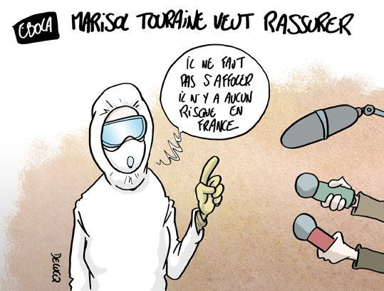 Virus Ebola: faut-il
