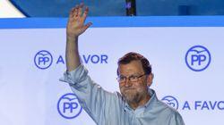 Rajoy réclame le droit de gouverner après les législatives espagnoles, Podemos