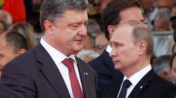 Porochenko et Poutine d'accord pour un cessez-le-feu ? Moscou