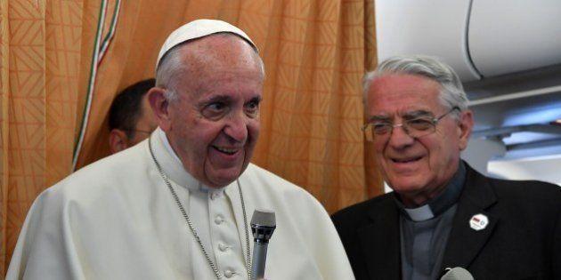 Le pape François veut que les chrétiens demandent pardon aux gays et