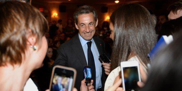 Européennes: Sarkozy hésite à prendre la parole avant le