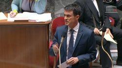 Quand Valls annonce la mort d'Abaaoud à