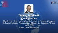Un député UMP se lâche sur l'esclavage, indignation à