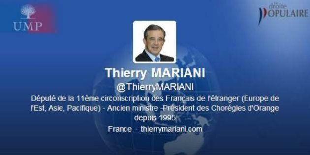Esclavage: le député UMP Thierry Mariani se lâche, indignation chez ses collègues