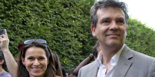 Aurélie Filippetti et Arnaud Montebourg parents d'une petite