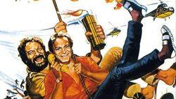Redécouvrez les affiches déjantées des comédies de Bud