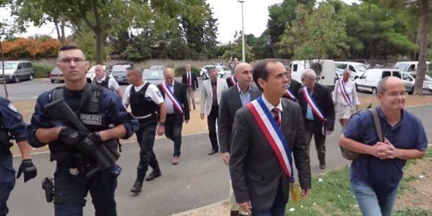Robert Ménard: le syndicat national de la police municipale justifie l'action choc du maire de Béziers...