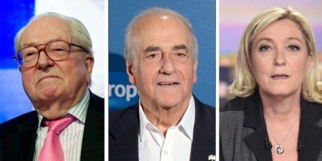 Accusé par Marine Le Pen de soutenir Jean-Marie, Jean-Pierre Elkabbach répond à la présidente du