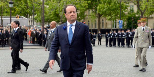 Tribune de Hollande pour une