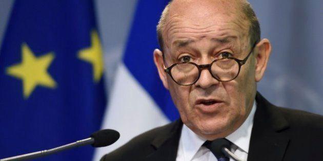 Les frappes aériennes françaises en Syrie commenceront