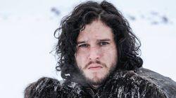 Jon Snow en a trop