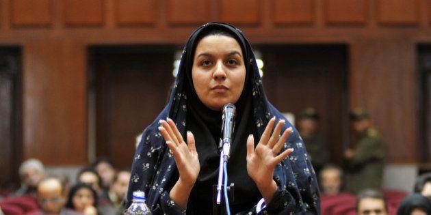 Reyhaneh Jabbari : la dernière lettre poignante de la jeune Iranienne