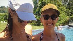 Emily Ratajkowski partage une photo d'elle et de sa mère en bikini sur