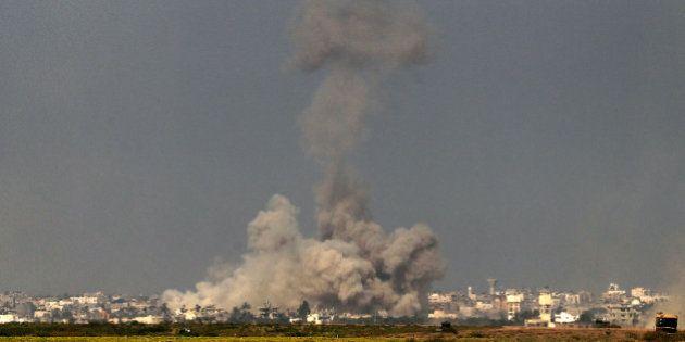 Israël maintient Gaza sous le feu tout en rouvrant certains secteurs aux