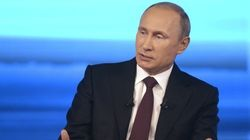 Ukraine: Poutine a changé de ton mais entretient le
