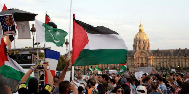 Manifestation de soutien à Gaza organisée ce samedi à