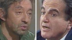 L'engueulade mythique entre Gainsbourg et Guy