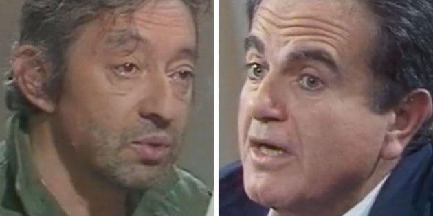 Guy Béart et Gainsbourg: la célèbre altercation qui a marqué les