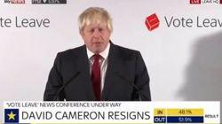 Un internaute a mis le discours de Boris Johnson sur un site porno et ça fait