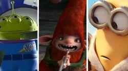 Les Minions et la longue lignée des personnages secondaires
