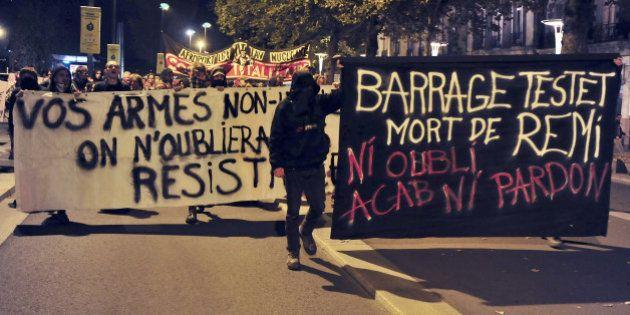PHOTOS. Barrage de Sivens: une quinzaine de manifestations contre les