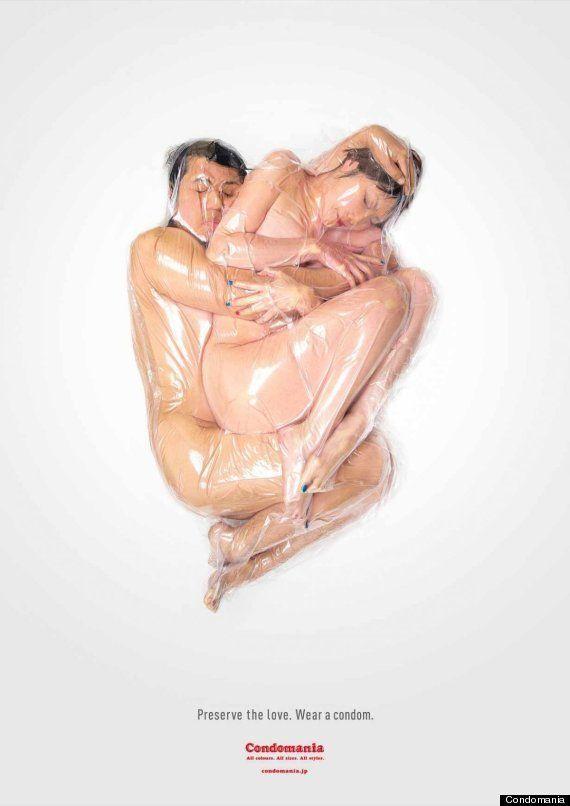 PHOTOS. Publicité pour des préservatifs: le photographe japonais Hal emballe des