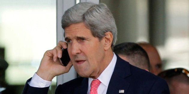 Israël aurait écouté le téléphone de John Kerry pendant des négociations avec les