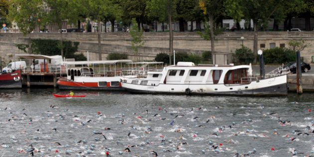 Paris 2024: Hidalgo souhaite que les Parisiens se baignent dans la Seine après les Jeux