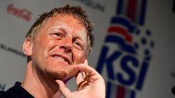 Le co-sélectionneur de l'équipe d'Islande répond au pari fou de Yannick