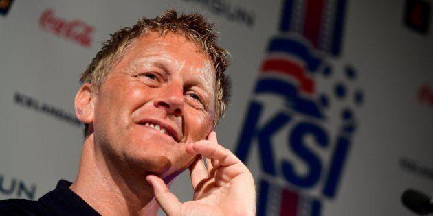 France-Islande: Le co-sélectionneur d'Islande, Heimir Hallgrimsson, répond au pari fou de Yannick Agnel...