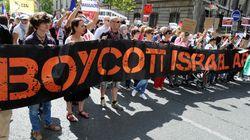 Le boycott d'Israël prend de