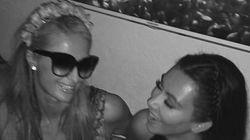La hache de guerre enterrée entre Paris Hilton et Kim Kardashian