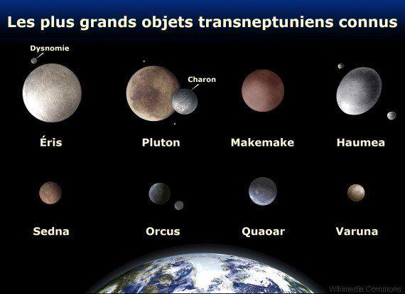 New Horizons: Pluton va-t-elle redevenir une planète grâce à la sonde