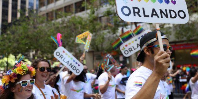 Pourquoi la Gay Pride 2016 n'est pas principalement sous le signe