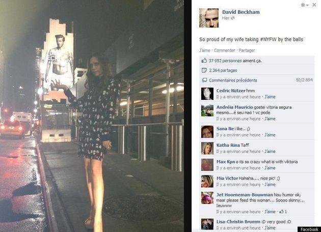 Mode : Victoria Beckham désignée meilleur entrepreneur britannique par le magazine